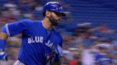 Buehrle fans 11 in gem, Bautista homers twice in win