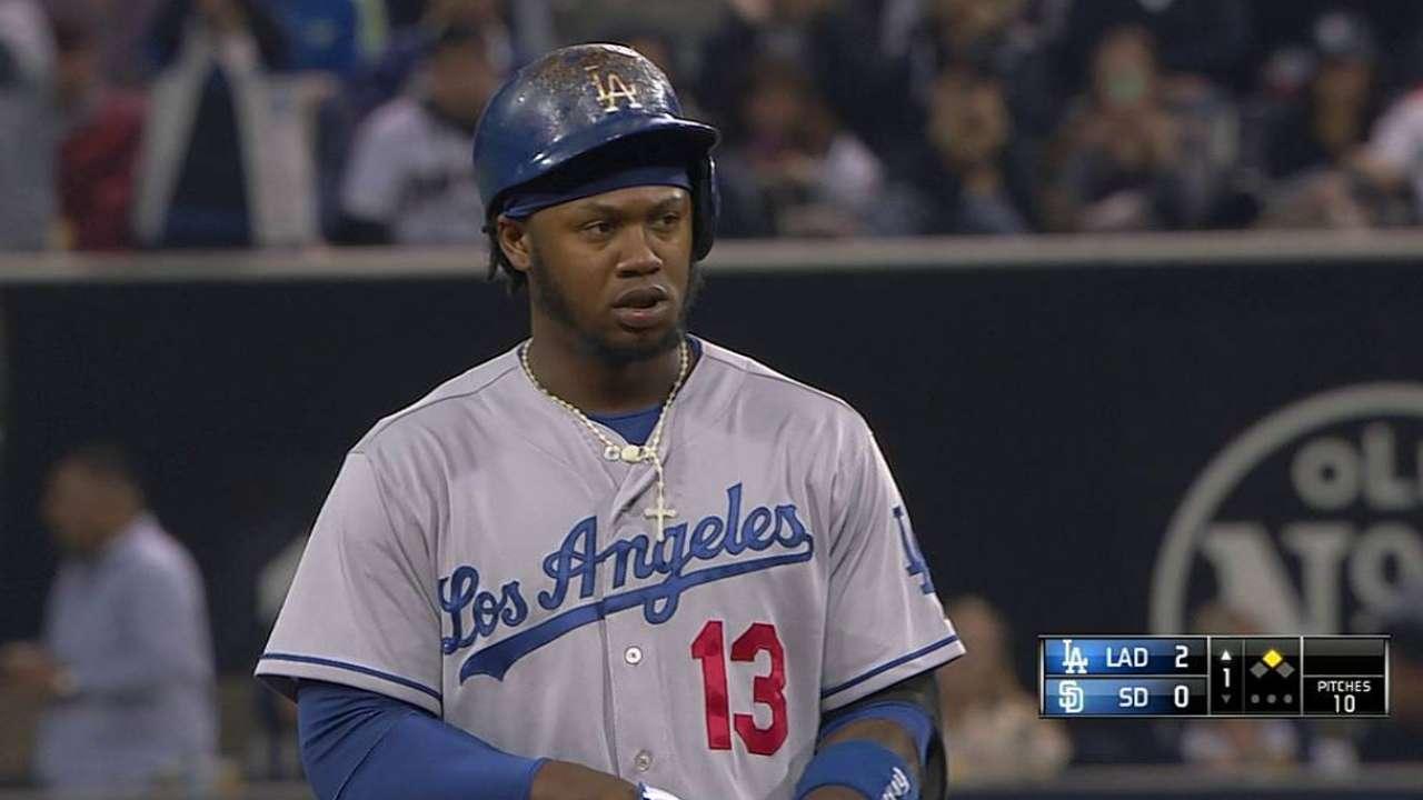 Hanley, Haren guiaron triunfo de Dodgers sobre S.D.
