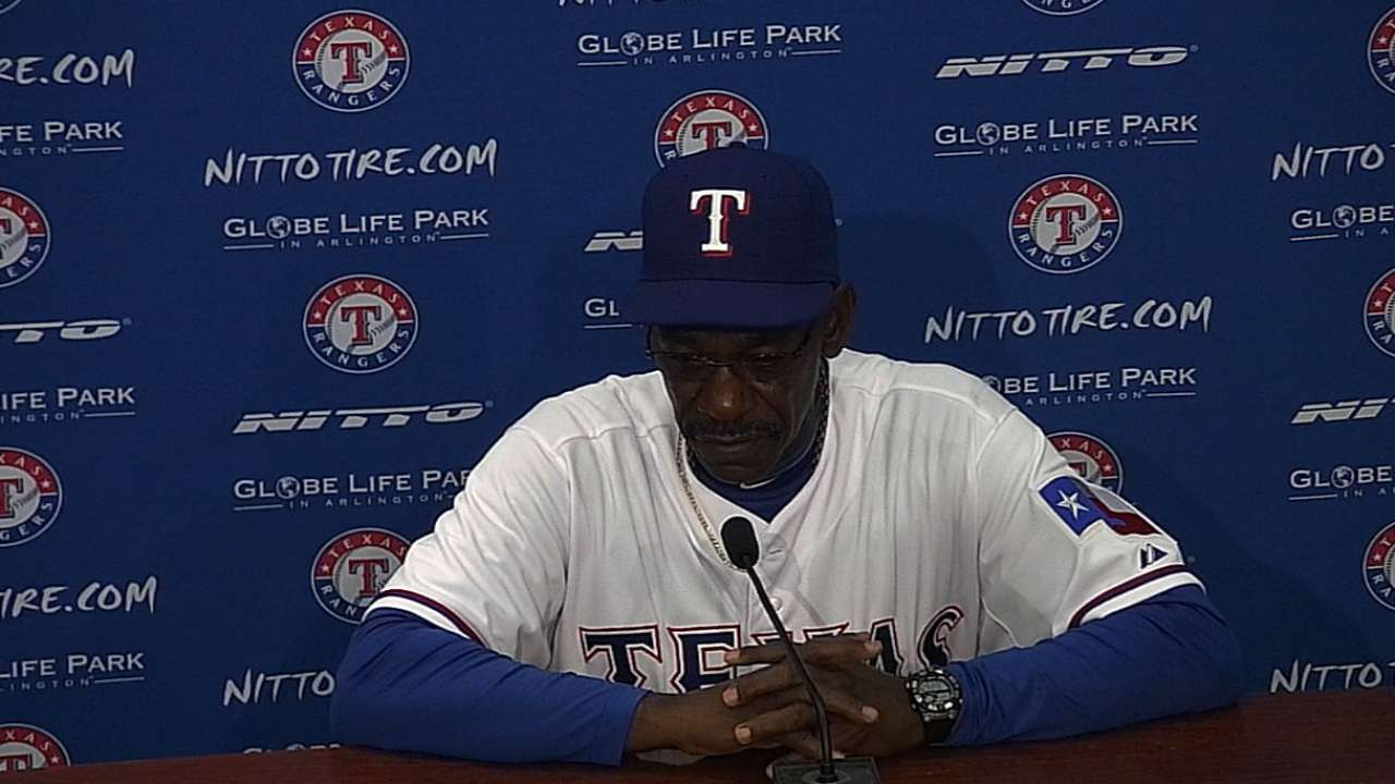 Rangers overcome injuries to post two walk-off wins