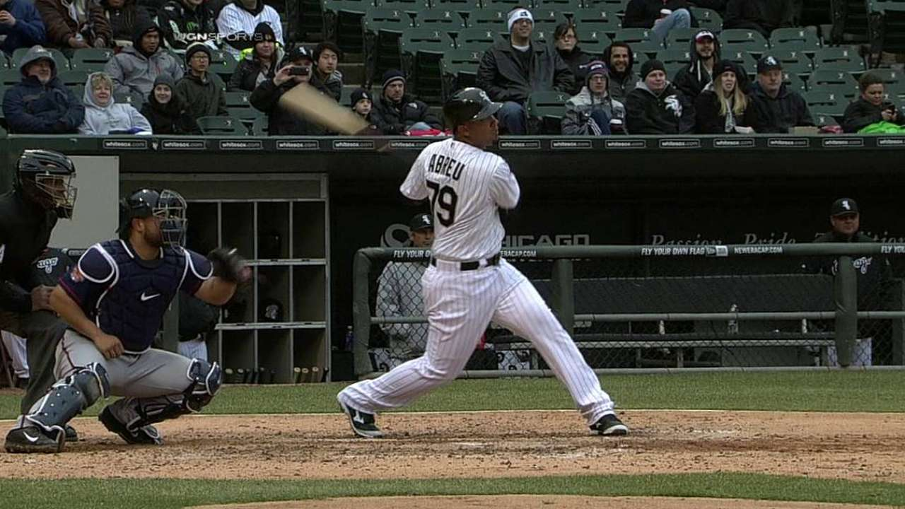 White Sox no pudieron sellar barrida vs. Mellizos