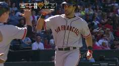 Pagan's homer caps big Giants comeback