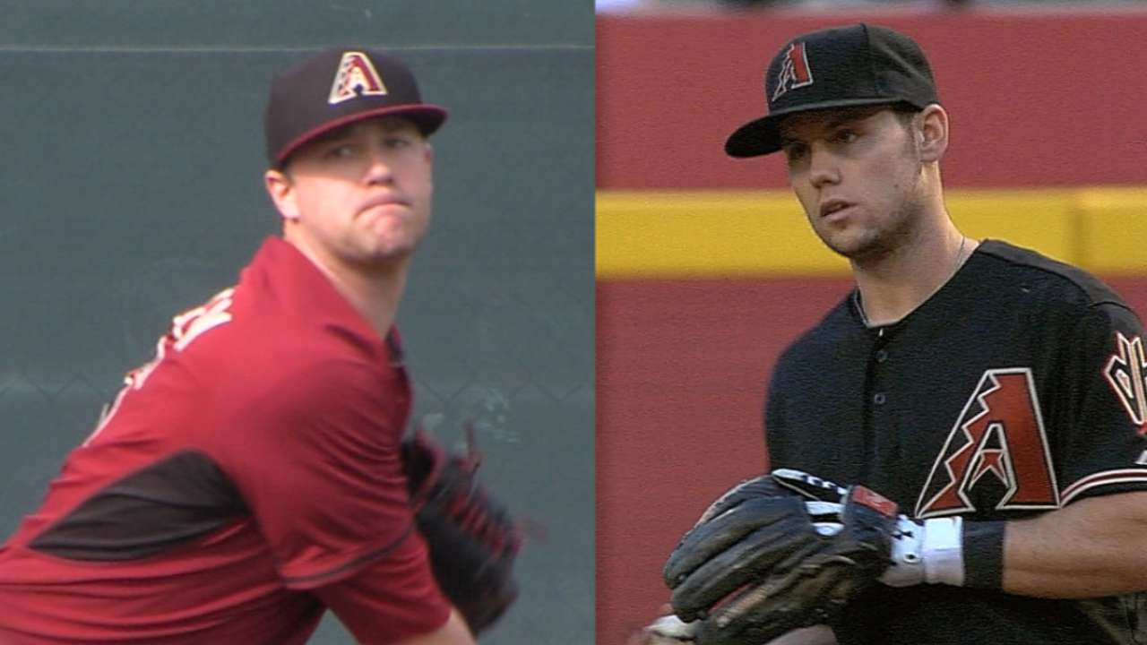 D-backs' farm system loaded with talented arms