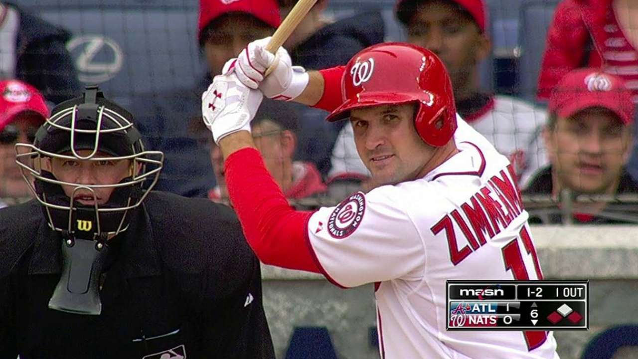 Zimmerman has no structural damage in shoulder