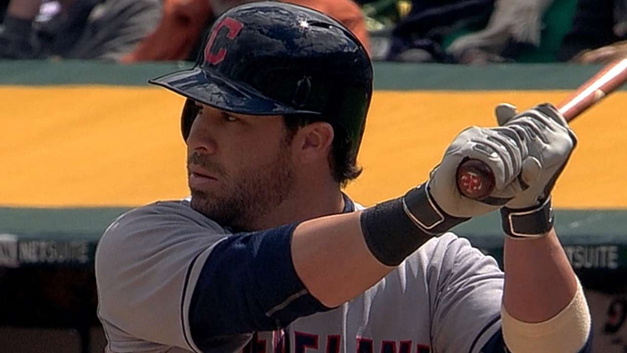 Indians, Kipnis agree on six-year extension