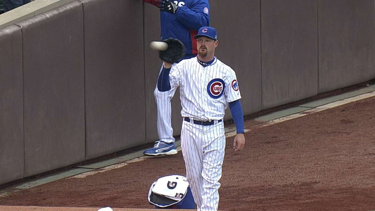 Cubs can't take home win to start Wrigley's season