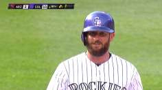 Blackmon's 6-for-6 sets tone in Rockies' rout