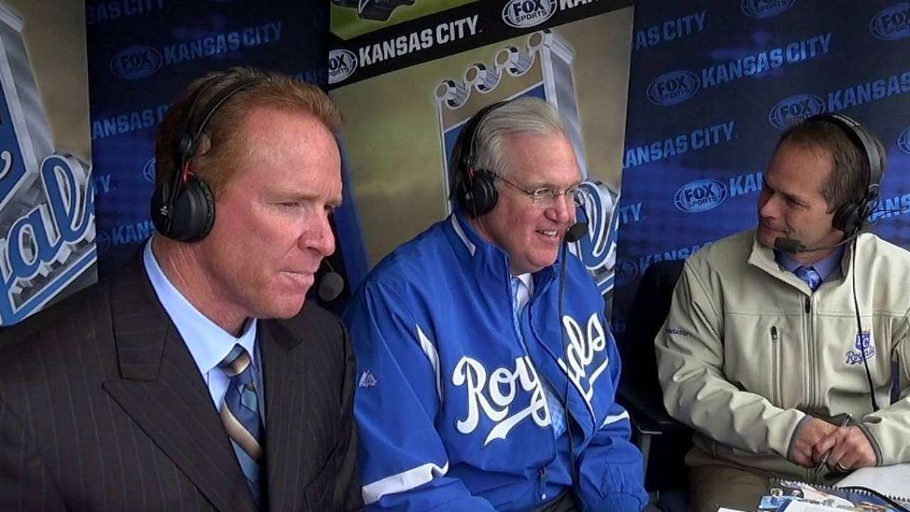 Royals, fans excited for Opening Day at The K