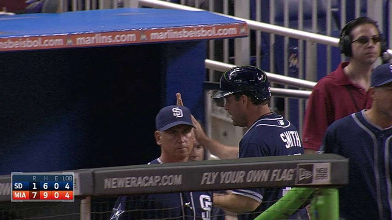 Loss to Marlins magnifies Padres' early struggles