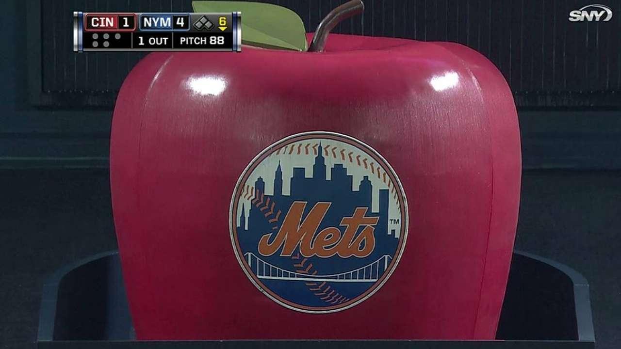 Duda pega 2 HR en triunfo de Mets contra Rojos