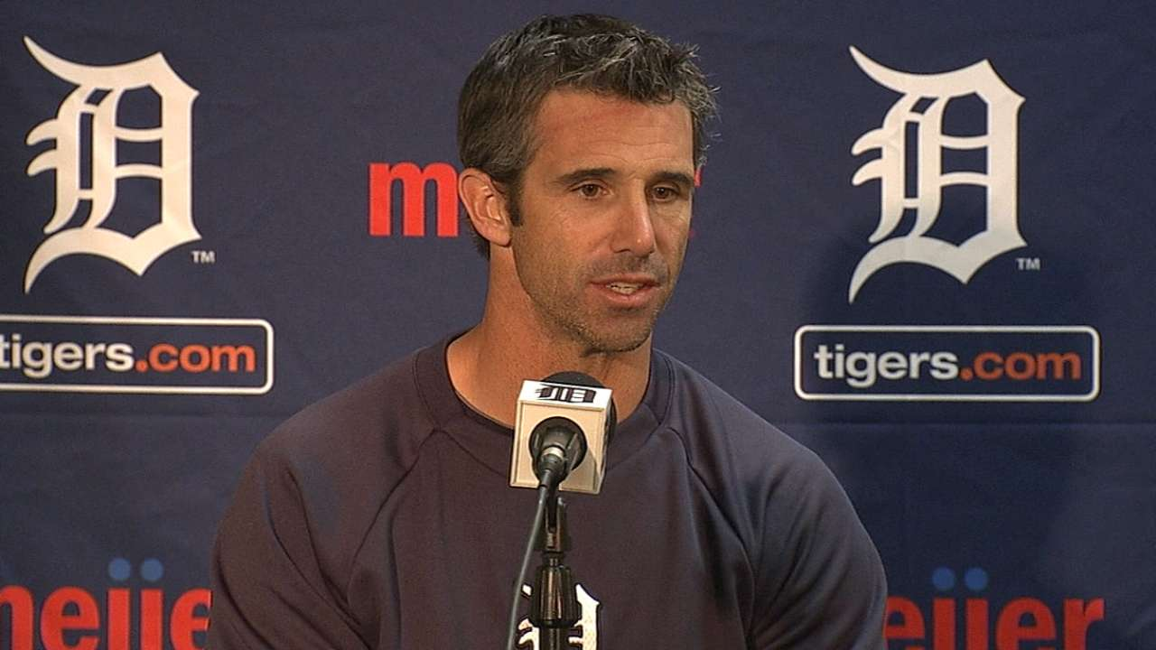 Ausmus adjusts to managerial role in regular season