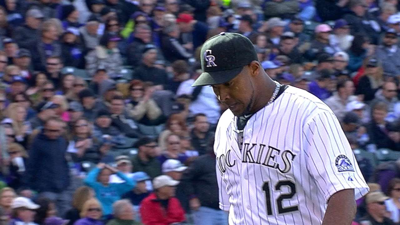 Rockies witness Nicasio take next step
