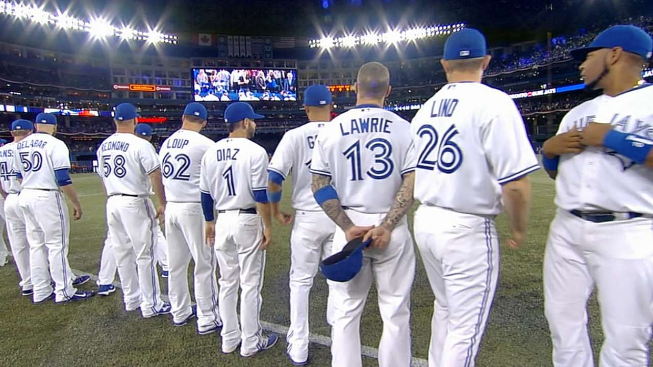 Toronto announces 'Connect with the Jays' nights