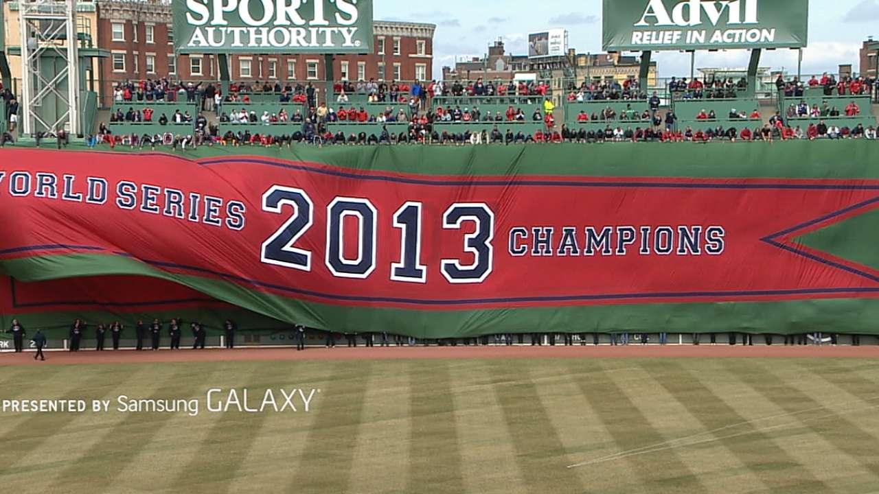 Guarantee of no repeat champ ties MLB's longest stretch