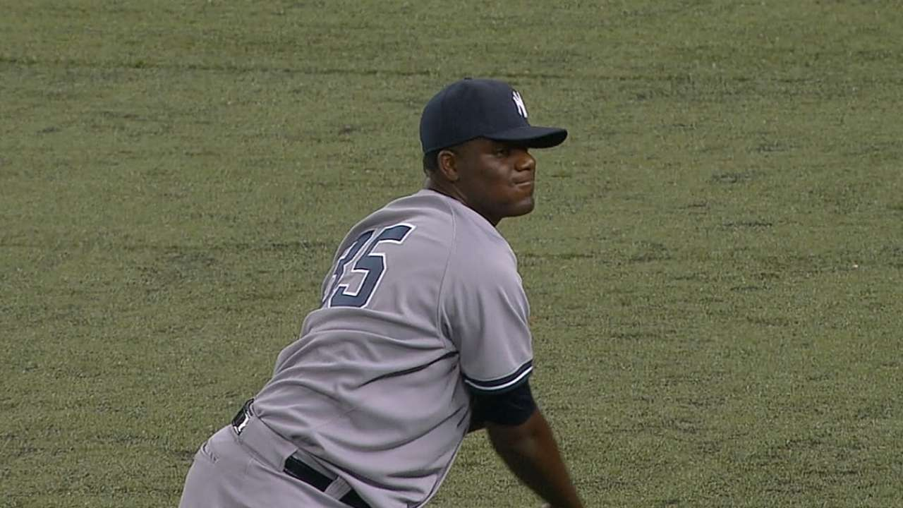 Despite loss, Pineda's debut a success