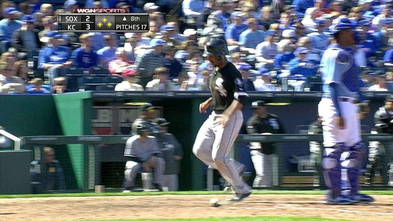 Gillaspie an early threat throughout the lineup