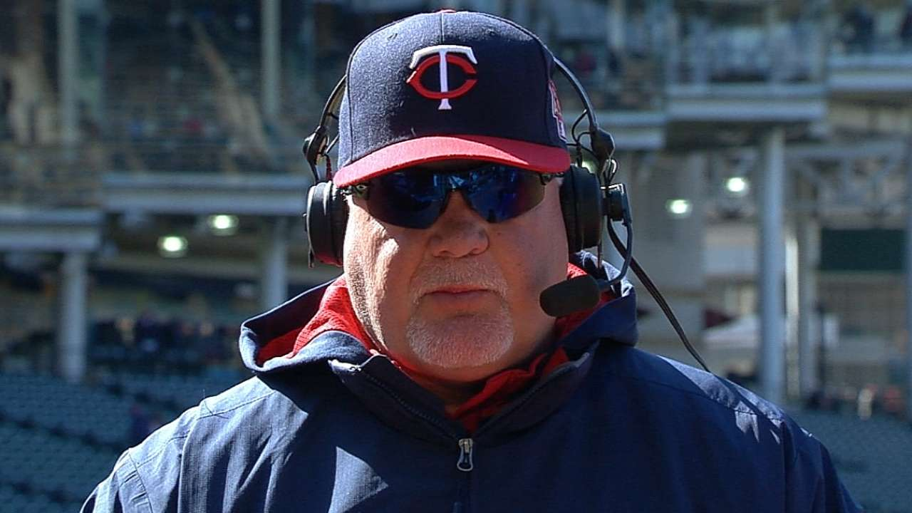 Gardy joins elite company with milestone win