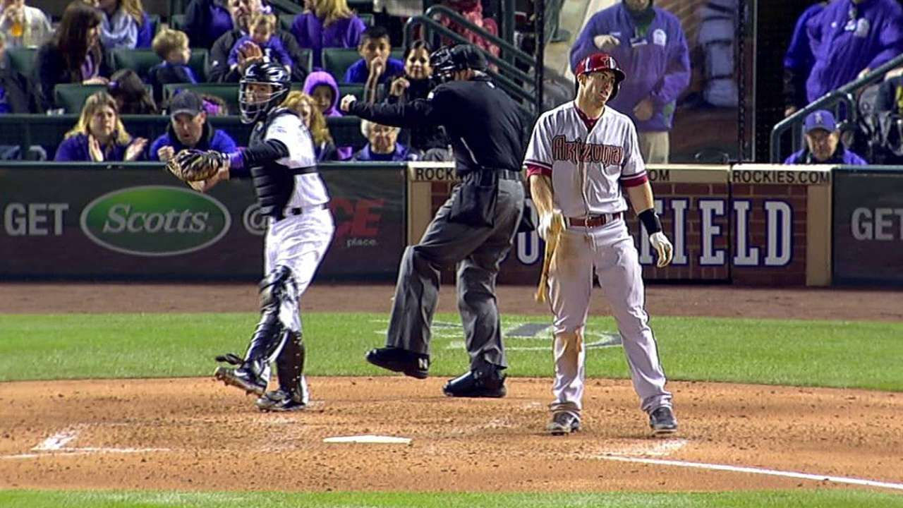 D-backs laud Goldschmidt's hit streak