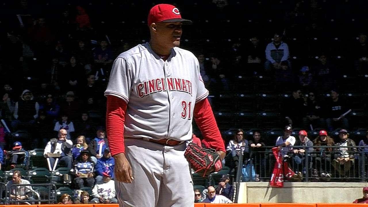 Simón brilla ante Mets en 1ra apertura en dos años