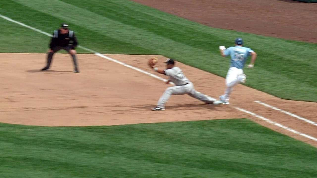 White Sox lose replay challenge in KC finale
