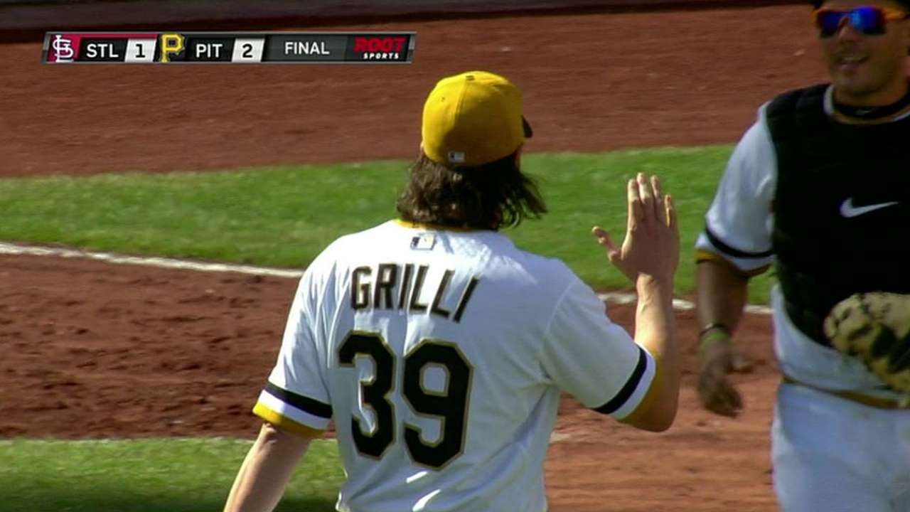 Pirates look to continue winning ways at PNC Park