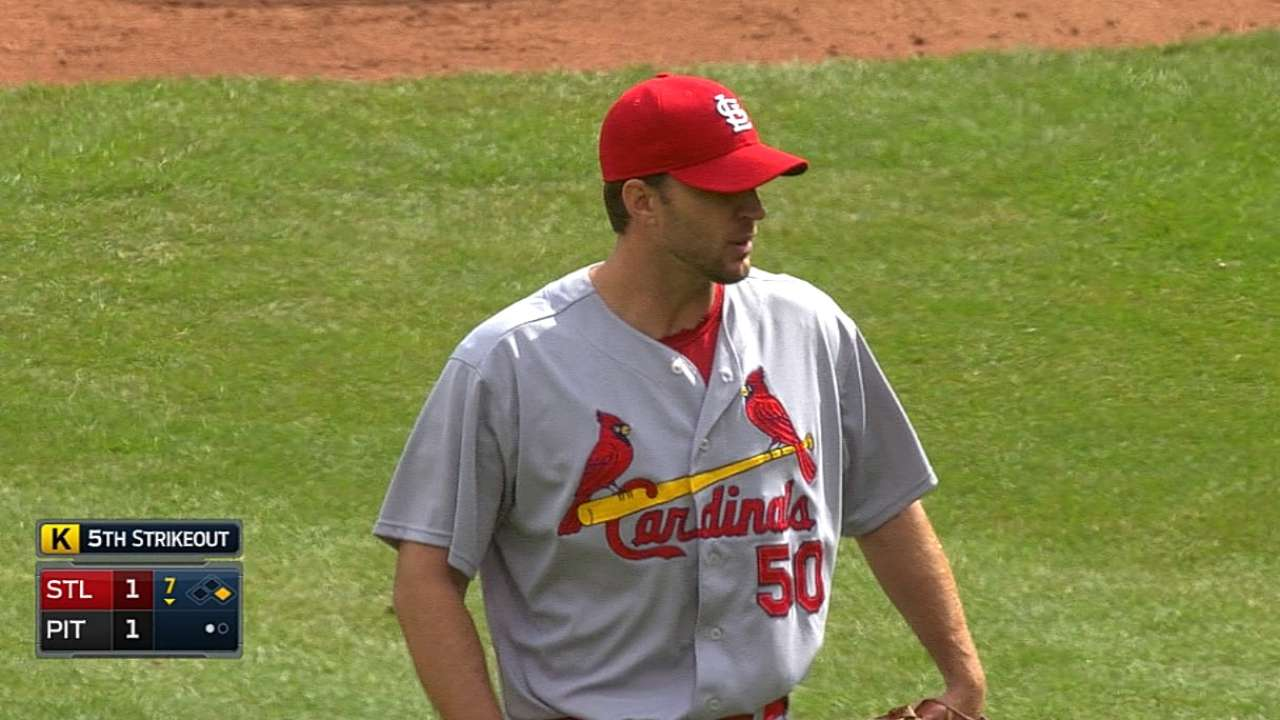 Wainwright done in by lack of run support