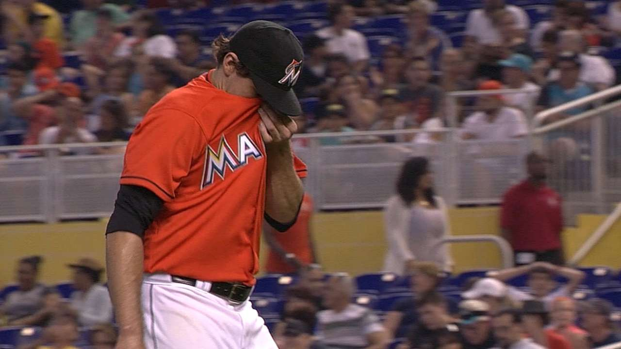 Limiting mistakes vital to Marlins' success