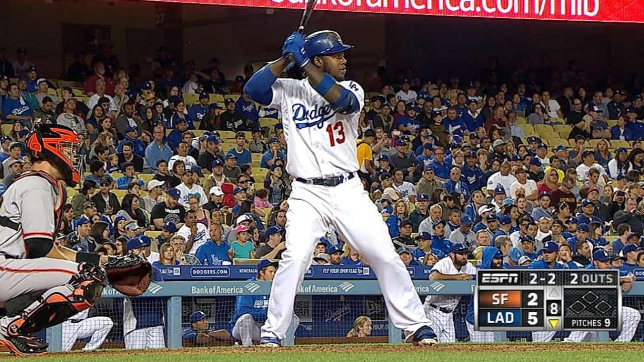 Poder de Hanley, Kemp levantó a Dodgers vs. S.F.