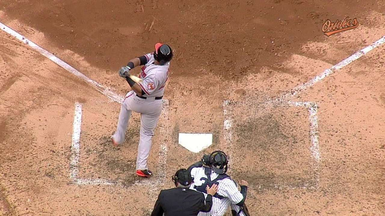 With little help from bats, Ubaldo loses steam