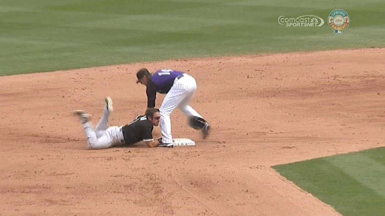 Replay doesn't go Rockies' way