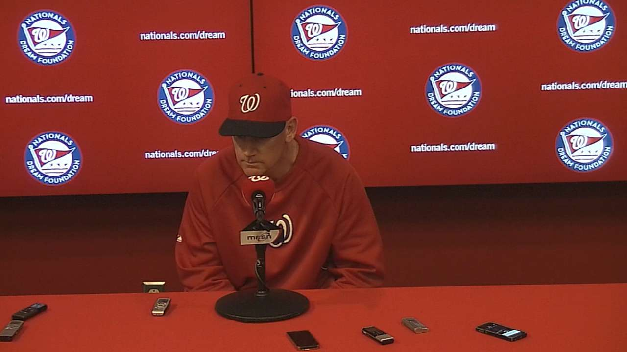 Williams: Zimmerman's right shoulder degenerative