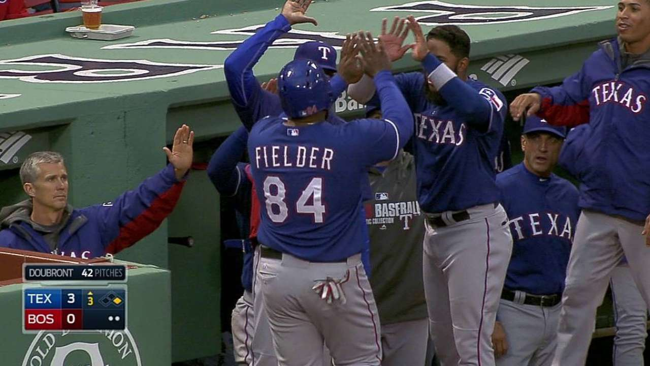 Rolling along, Rangers get Beltre back Friday