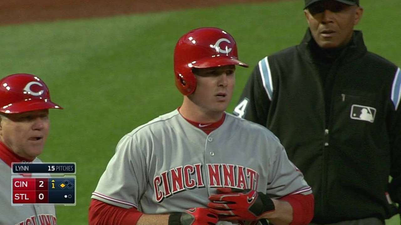 Offense finally delivers only to see Cards hit back