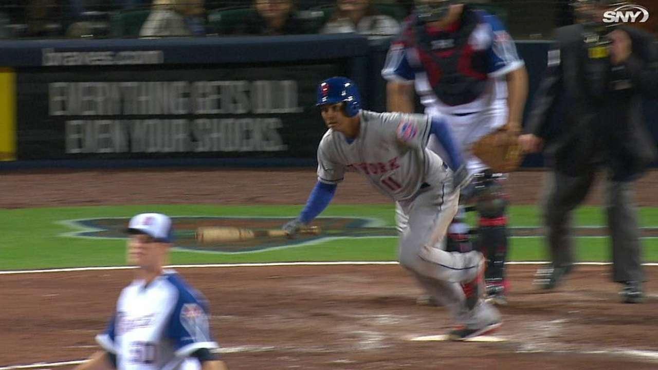 Bartolo Colón y los Mets blanquearon a los Bravos