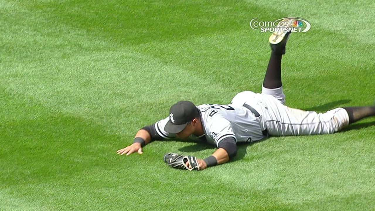 Avisail on track to return to action this season