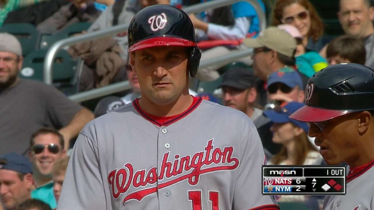 Nats recognize importance of series vs. Braves