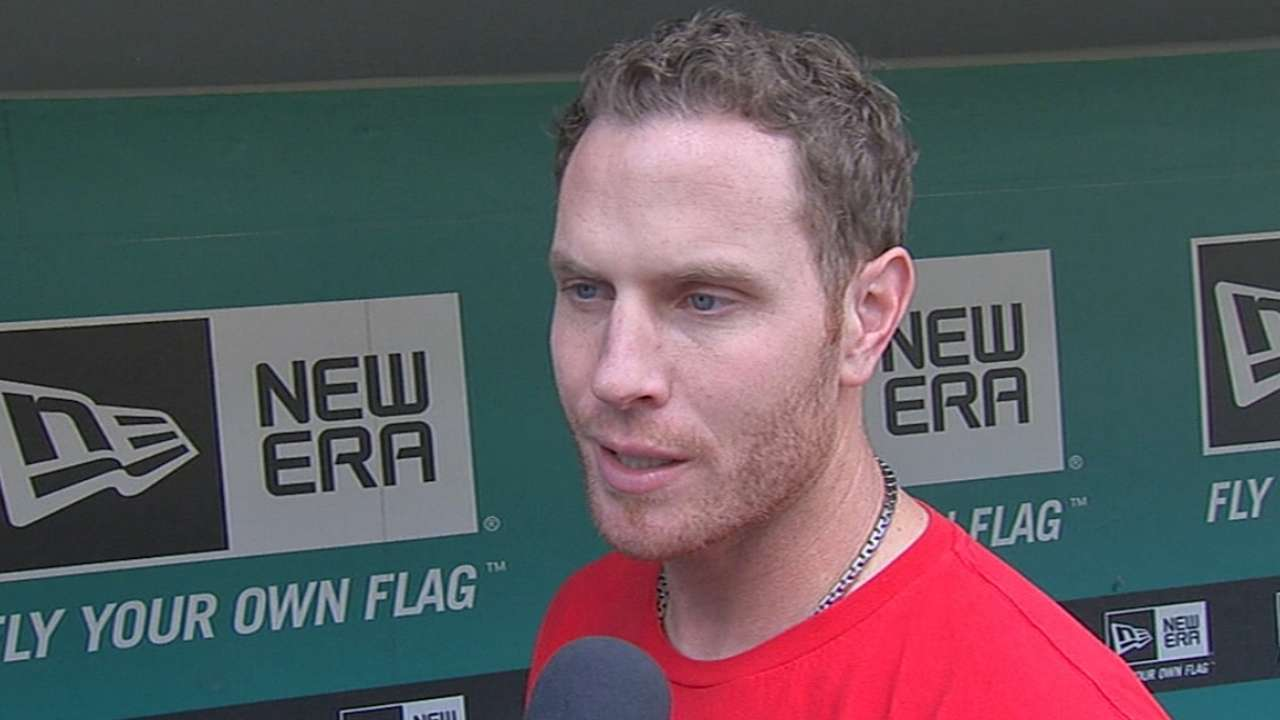 Scioscia hoping Hamilton can return during road trip