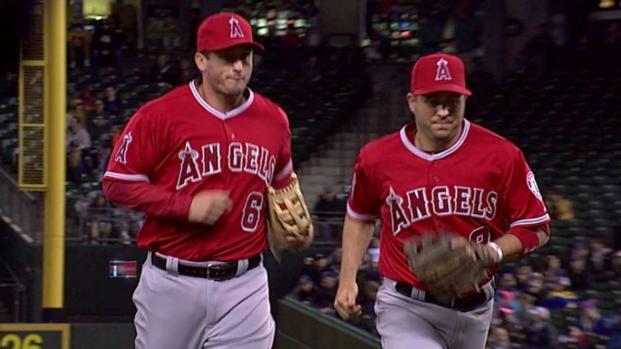 Angels to 'turn the dial a little bit more' on shifting in 2015