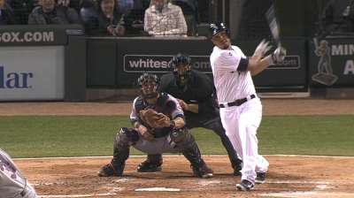 Opposing pitchers can't figure out Abreu