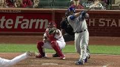 Castillo's three-run jack lifts Cubs to extra-inning win