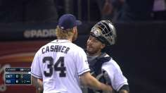 Cashner spins one-hitter to tame Tigers lineup