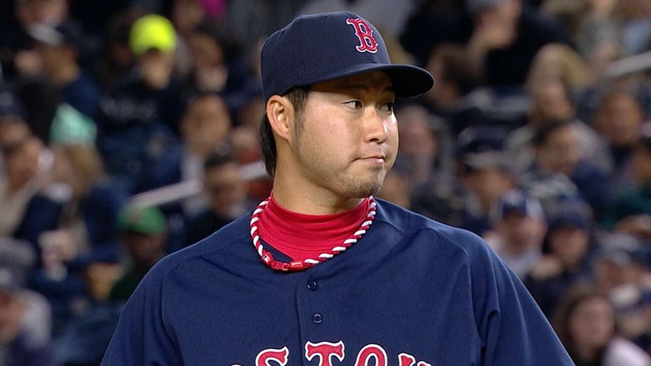 Farrell at a loss over Tazawa's issues with Toronto