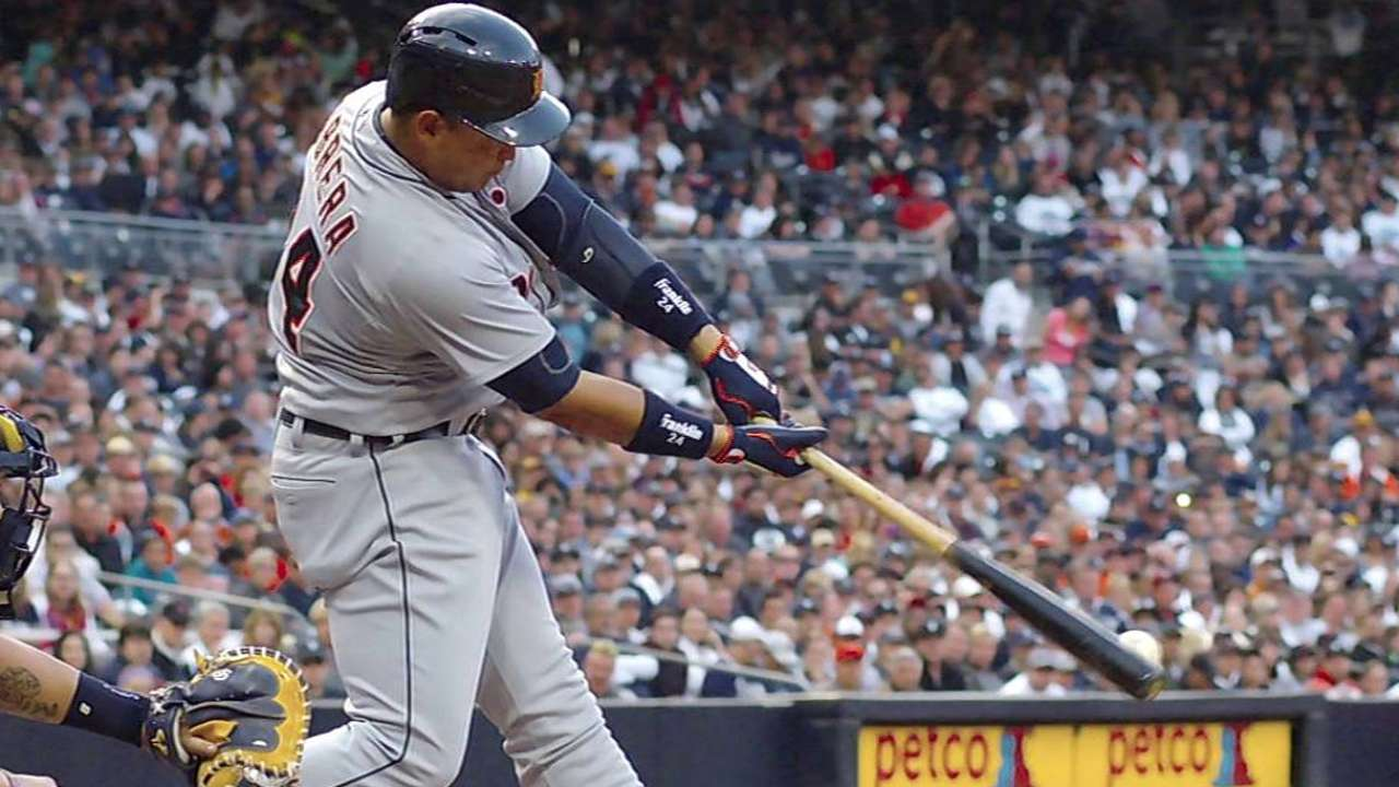 Miggy aims to get back to all-fields approach