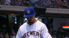 Brewers win ninth straight behind dominant Lohse