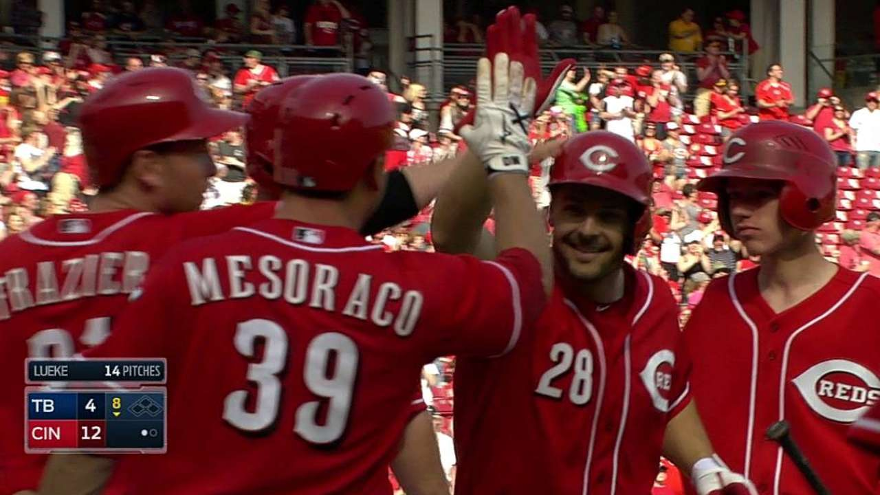 Giving role players enough starts part of Reds' plan