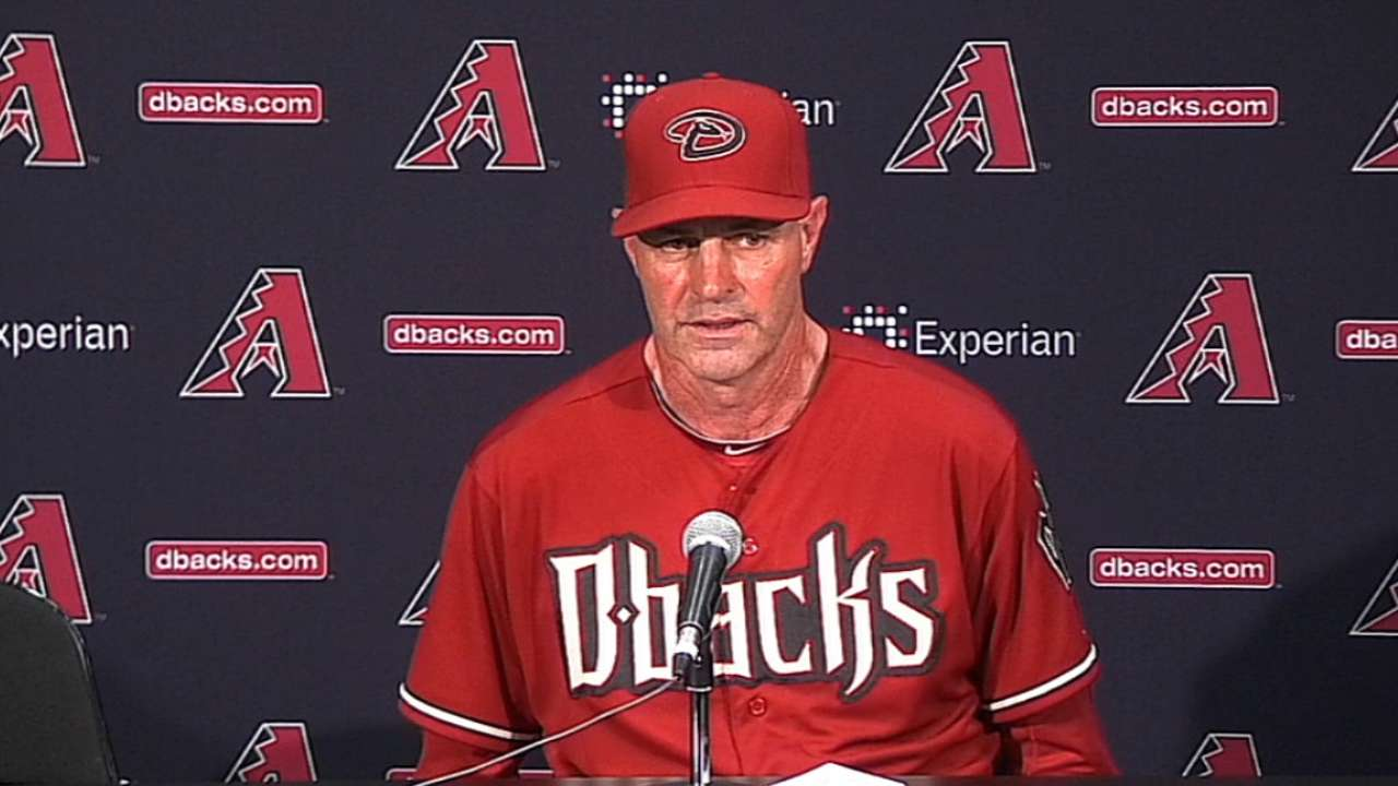 Crunch time coming early for struggling D-backs