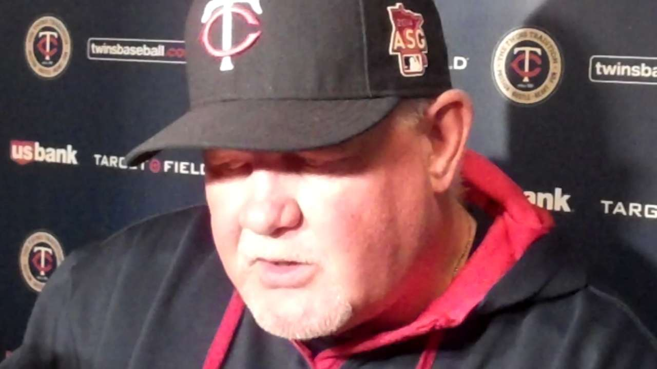 Gardy happy with MLB clarifying transfer rule