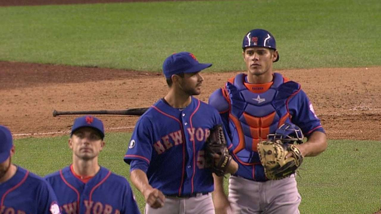 Collins trying to keep Mets' relievers fresh