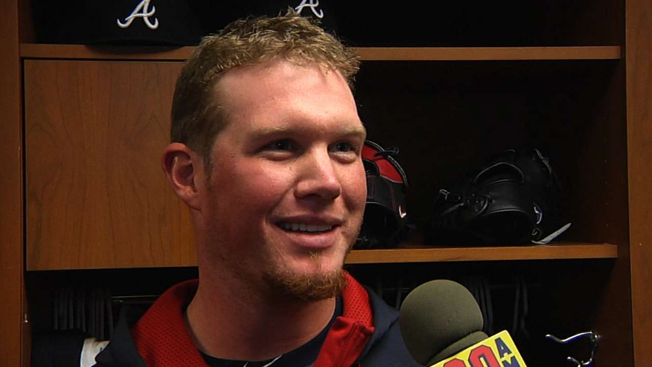 Kimbrel has successful 'pen session