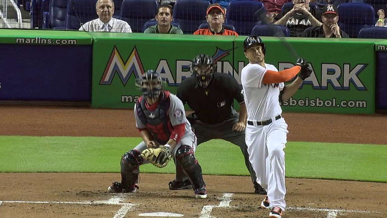 Stanton off to hot start driving in runs