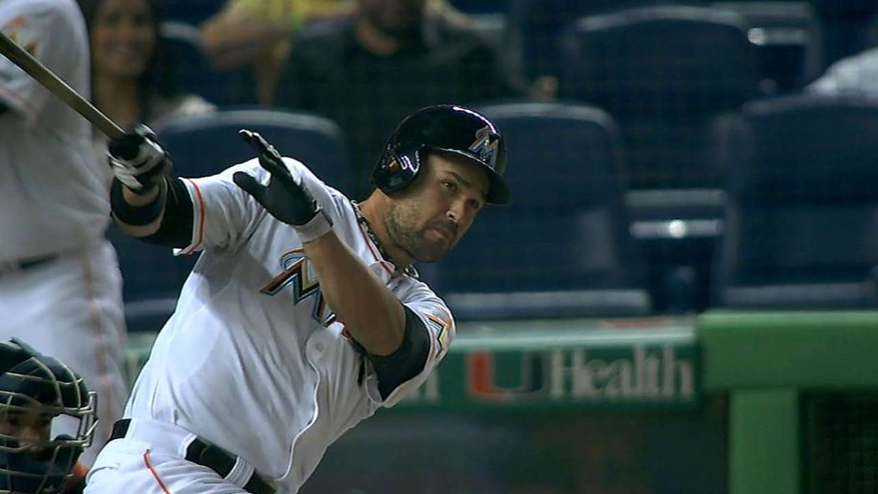 Marlins hope Jones can get in a groove